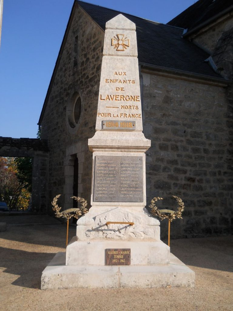 Monuments aux Morts